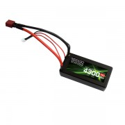 4300mAh 2s2p,7.4v 4300mah Shortly,1/8 scale cars lipo,2s2p for 1/10 Scale cars,Vcanz Power 4300mah 2s2p for RC cars