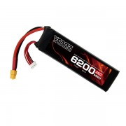 35C 6200mah 14.8V lipo Vcanz Power 4S 35C lipo for  500-size to 600-size multirotor