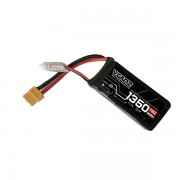 75C 1350mAh 11.1V lipo for 250 Size FPV Racing Drones