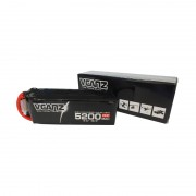 35C 5200mah 18.5V lipo Vcanz Power 5S 35C lipo for  Flamewheel 550