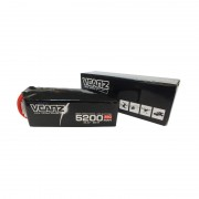35C 5200mah 22.2V lipo Vcanz Power 6S 35C lipo for 550-size Helicopter, 700-size Helicopter, Blade 700X, Compass 7HV, Gaui X7, Goblin 700, T-REX 700/700L, TSA 700E