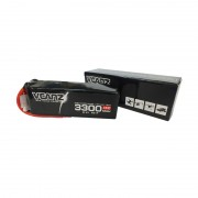 45C 3300mAh 22.2V lipo Vcanz Power 6S 45C lipo for 500-size Helicopter, 600-size Helicopter, Goblin 570, T-REX 600/600L, TSA 600E