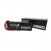 45C 3700mAh 14.8V lipo Vcanz Power 4S 45C lipo for 500-size Helicopter, 600-size Helicopter