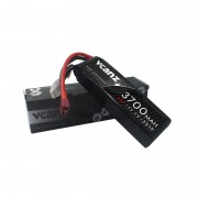 35C 3700mAh 11.1V lipo Vcanz 3S 35C lipo for 450-size    to 550-size multicopter like DJI F450, F550