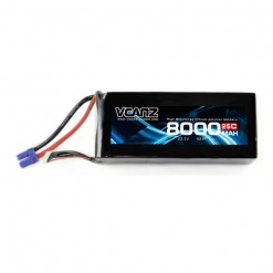 25C 8000mAh 22.2v lipo Vcanz Power 6S 25C lipo FOR DJI S800,DJI S800 EVO