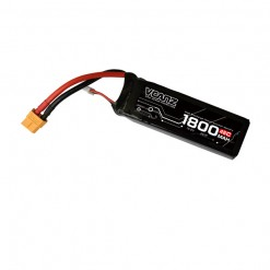 45C 1800mAh 14.8V lipo Vcanz Power 4S 45C lipo for Mojo 280
