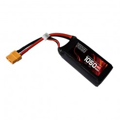 45C 1050mah 11.1V lipo Vcanz Power 3S 35C lipo for QAV 250