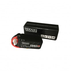 Vcanz 75C 1350mah 18.5V 5S lipo for FPV Racing Drones