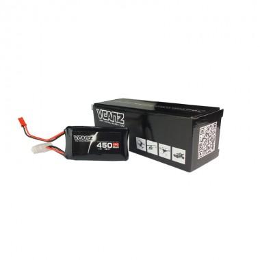 35C 450mAh 7.4V lipo Vcanz Power 2S 35C lipo