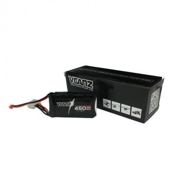 35C 450mAh 11.1V lipo Vcanz Power 3S 35C lipo
