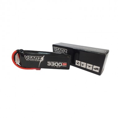 35C 3300mAh 11.1V lipo Vcanz Power 3S 35C lipo for 450-size multirotor,DJI F450 with 3S