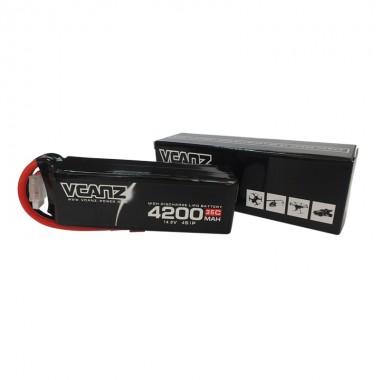 35C 4200mAh 14.8V lipo Vcanz Power 4S 35C lipo