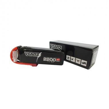 Vcanz Power 45C 2200mah 11.1V 3S lipo